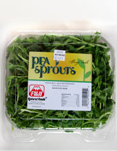 Pea Sprouts 8 oz Package